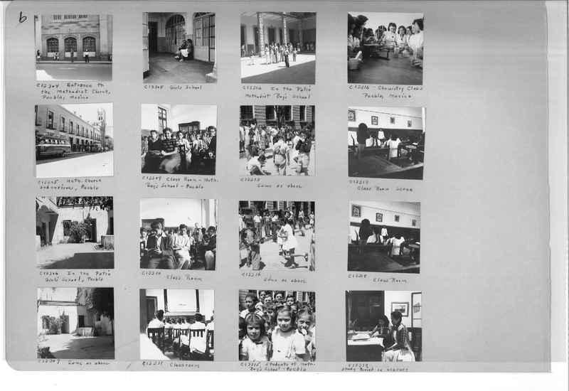 Mission Photograph Album - Mexico #09 Page 0006