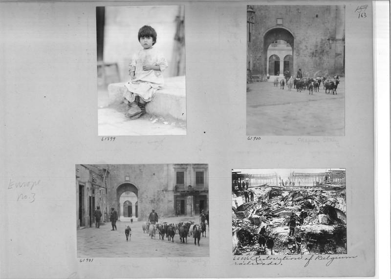 Mission Photograph Album - Europe #03 Page 0163
