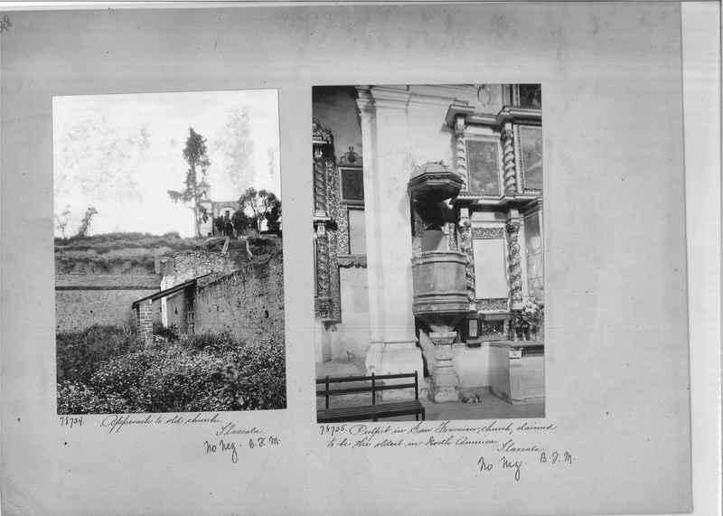 Mission Photograph Album - Mexico #05 page 0148