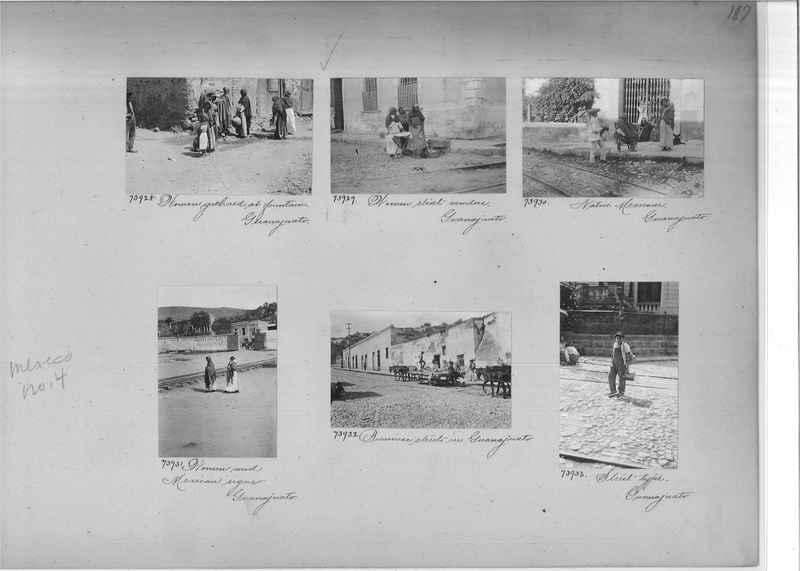 Mission Photograph Album - Mexico #04 page 0187