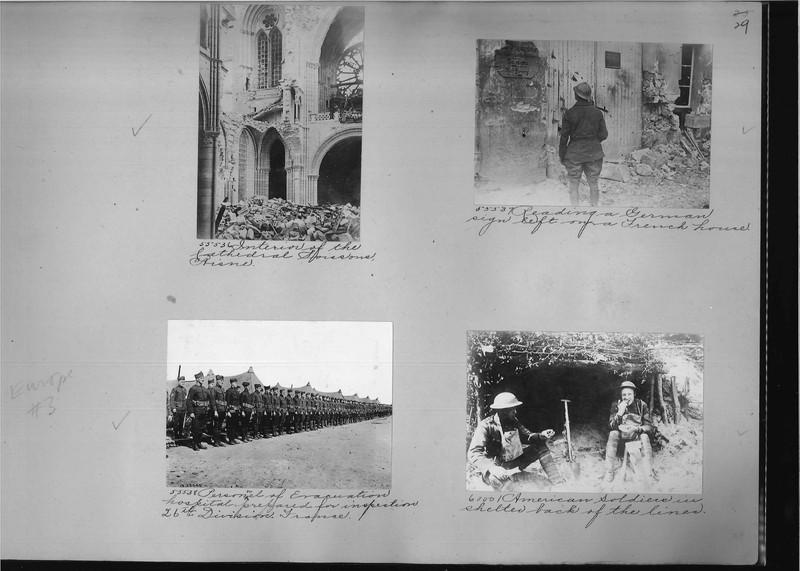 Mission Photograph Album - Europe #03 Page 0029