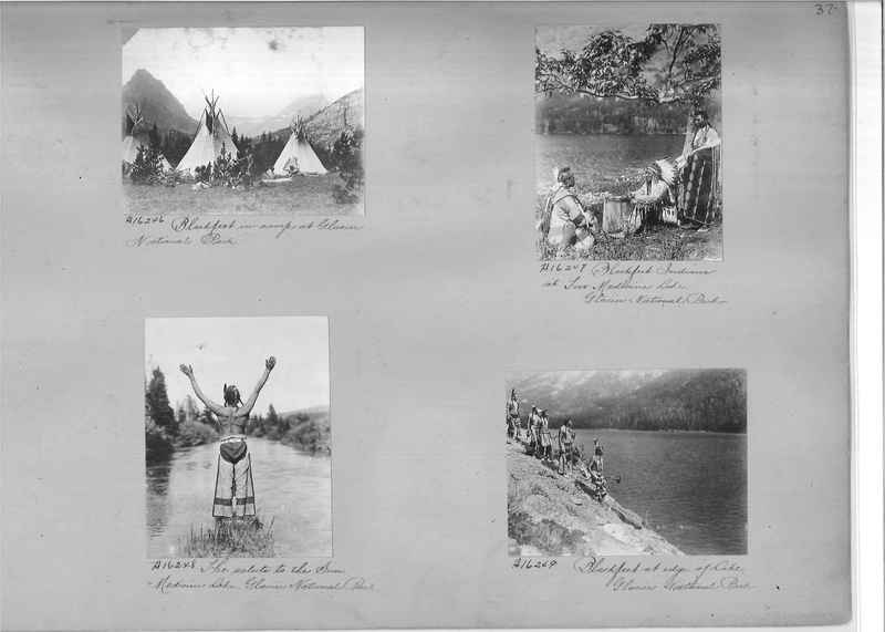 Mission Photograph Album - Indians #2 page_0037