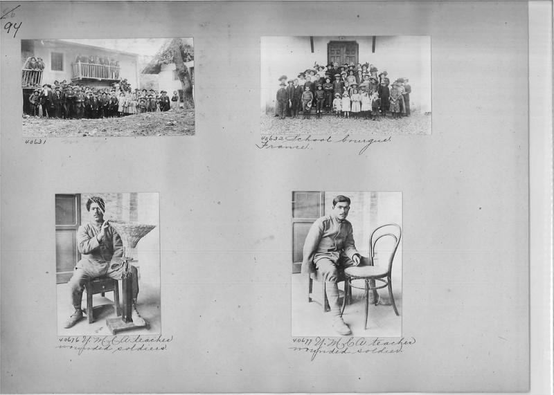 Mission Photograph Album - Europe #02 Page 0094