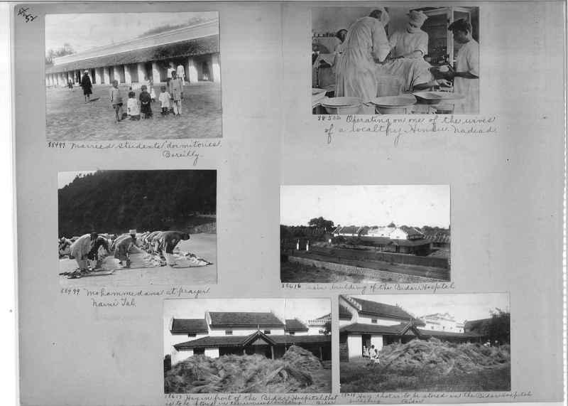Mission Photograph Album - India #10 Page 0052