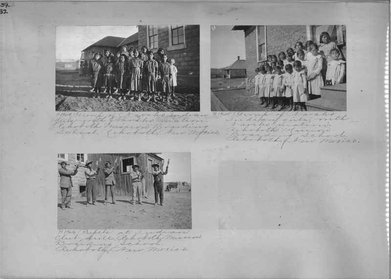 Mission Photograph Album - Indians #2 page_0052