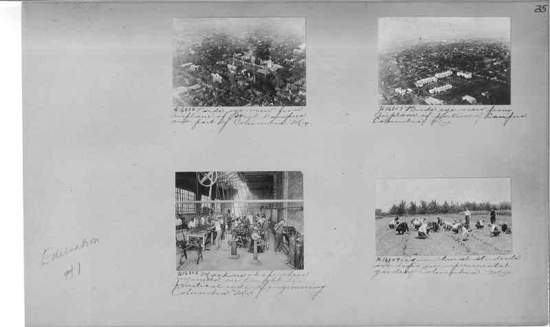 Mission Photograph Album - Education #1 page 0035