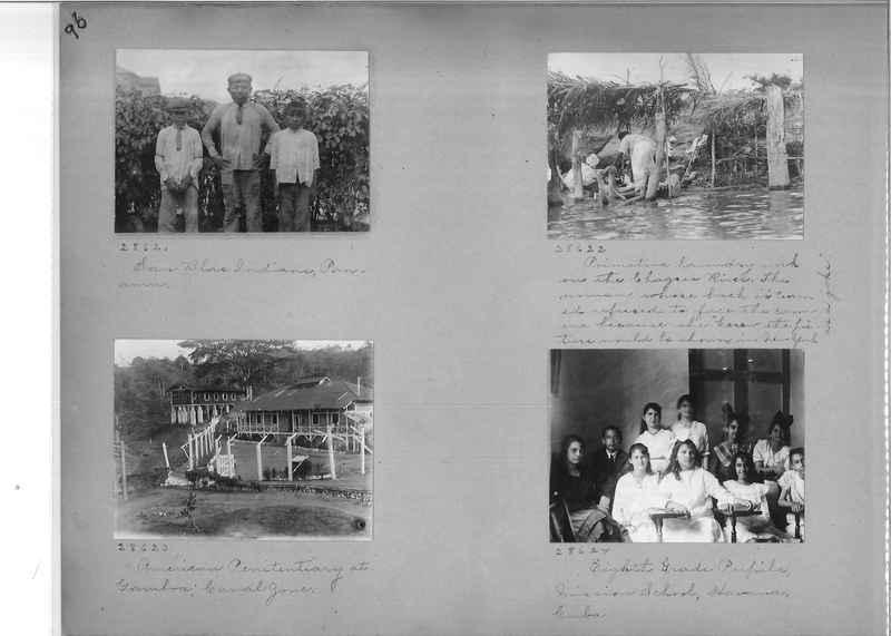 Mission Photograph Album - Panama #02 page 0096
