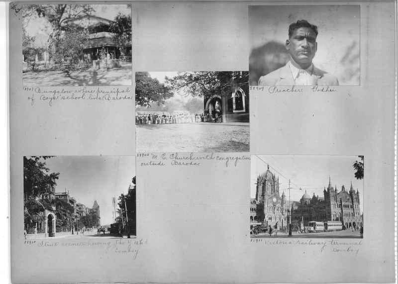 Mission Photograph Album - India #10 Page 0062