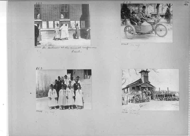 Mission Photograph Album - Korea #2 page 0197