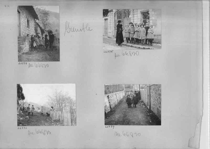 Mission Photograph Album - Europe #05 Page 0216