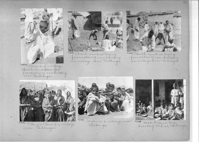 Mission Photograph Album - India #13 Page 0101