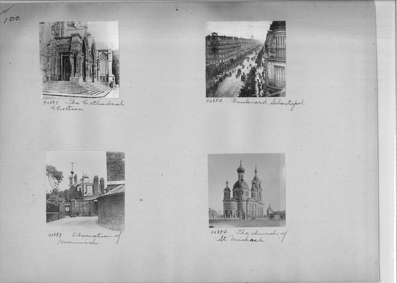 Mission Photograph Album - Europe #02 Page 0100