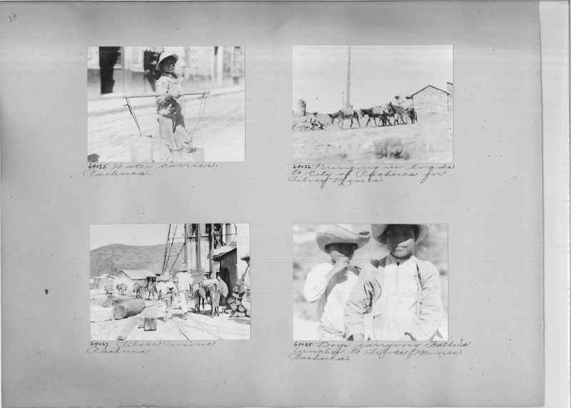 Mission Photograph Album - Mexico #04 page 0026