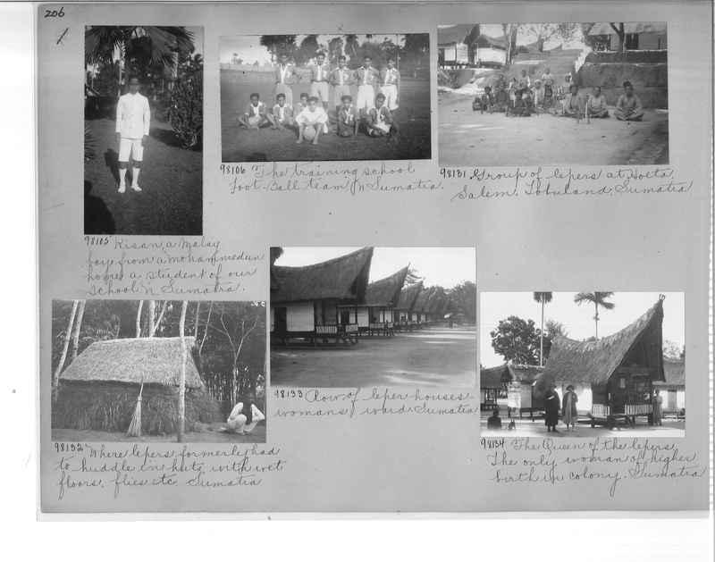 Mission Photograph Album - Malaysia #6 page 0206