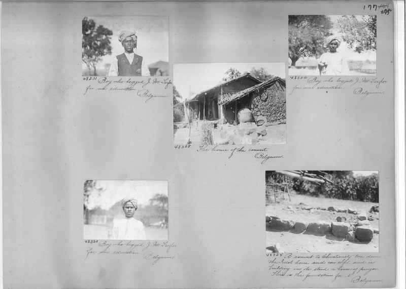 Mission Photograph Album - India #06 Page_0177