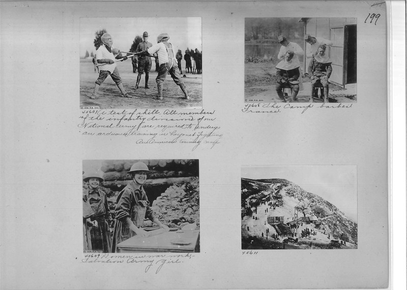 Mission Photograph Album - Europe #02 Page 0199