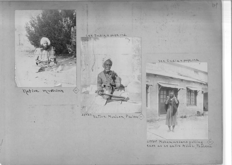 Mission Photograph Album - India - O.P. #02 Page 0129
