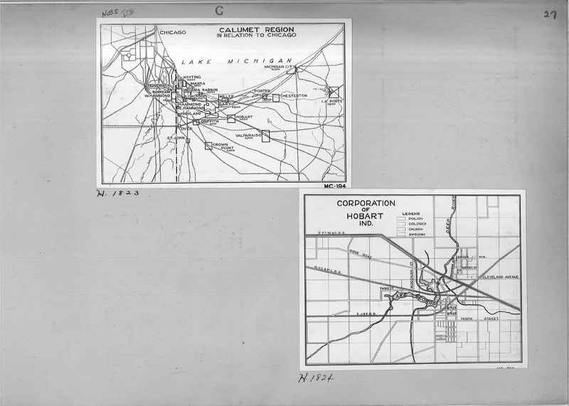 Mission Photograph Albums - Maps-Charts #01 Page_0027