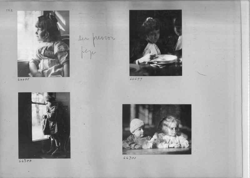 Mission Photograph Album - Europe #05 Page 0182