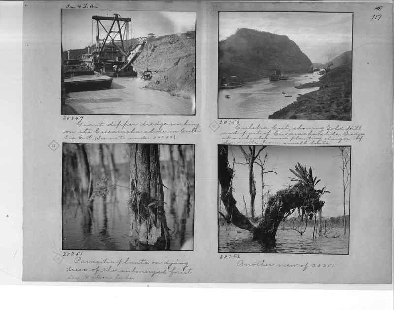 Mission Photograph Album - Panama #1 page  0117