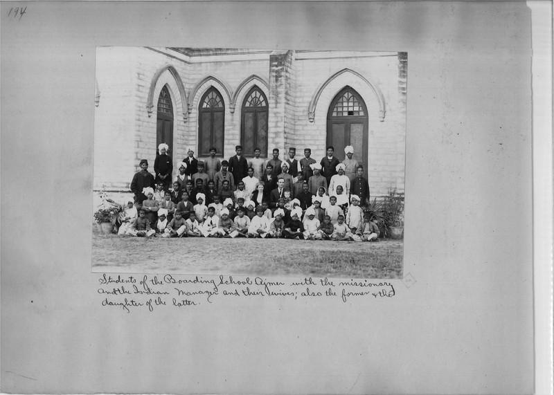 Mission Photograph Album - India - O.P. #02 Page 0194
