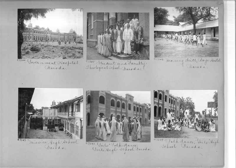 Mission Photograph Album - India #13 Page 0035
