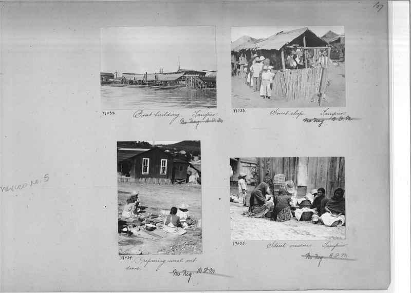 Mission Photograph Album - Mexico #05 page 0107
