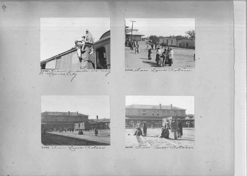 Mission Photograph Album - Mexico #04 page 0056