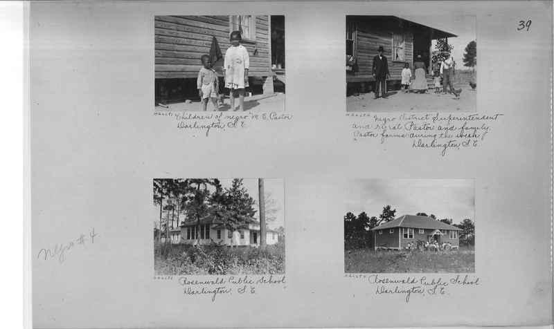 Mission Photograph Album - Negro #4 page 0039