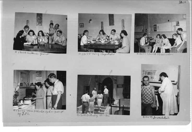 Mission Photograph Album - Portraits #13 Page 0023