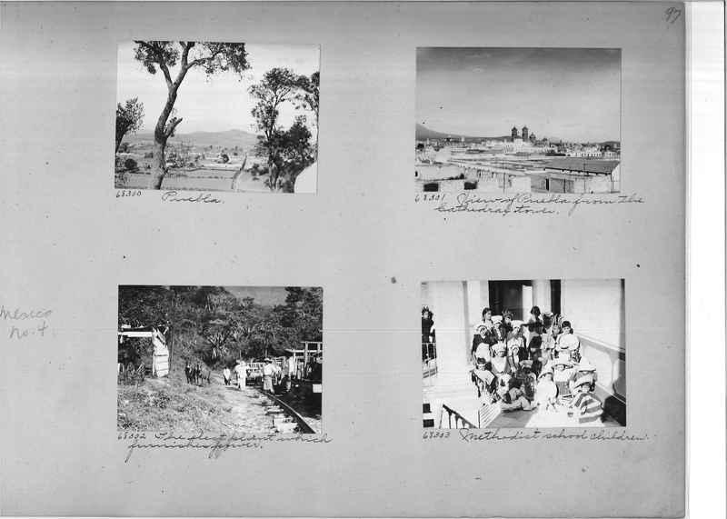 Mission Photograph Album - Mexico #04 page 0097