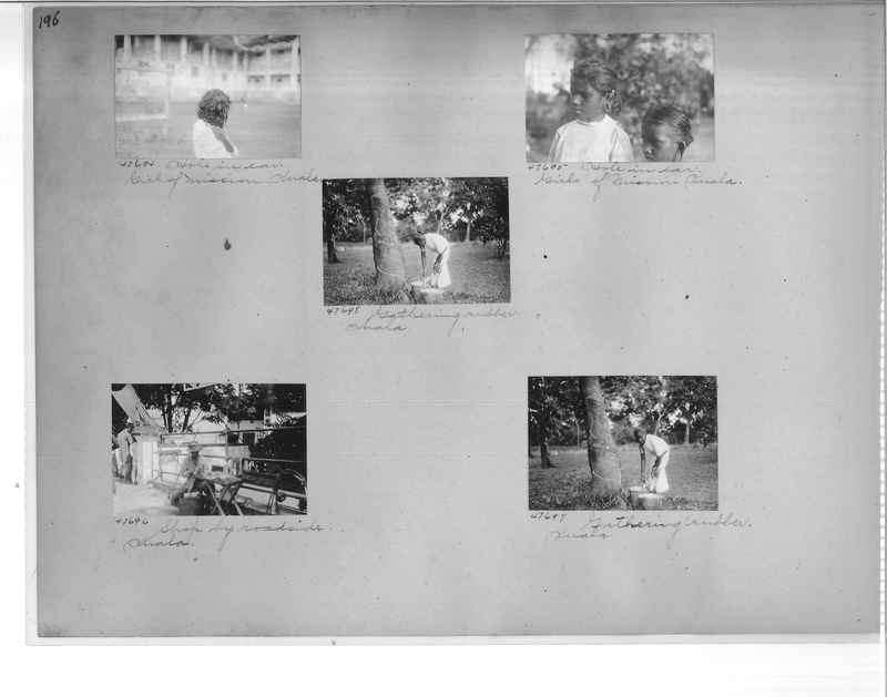 Mission Photograph Album - Malaysia #4 page 0196