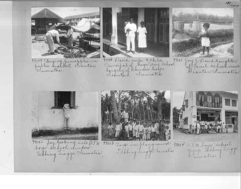 Mission Photograph Album - Malaysia #6 page 0181