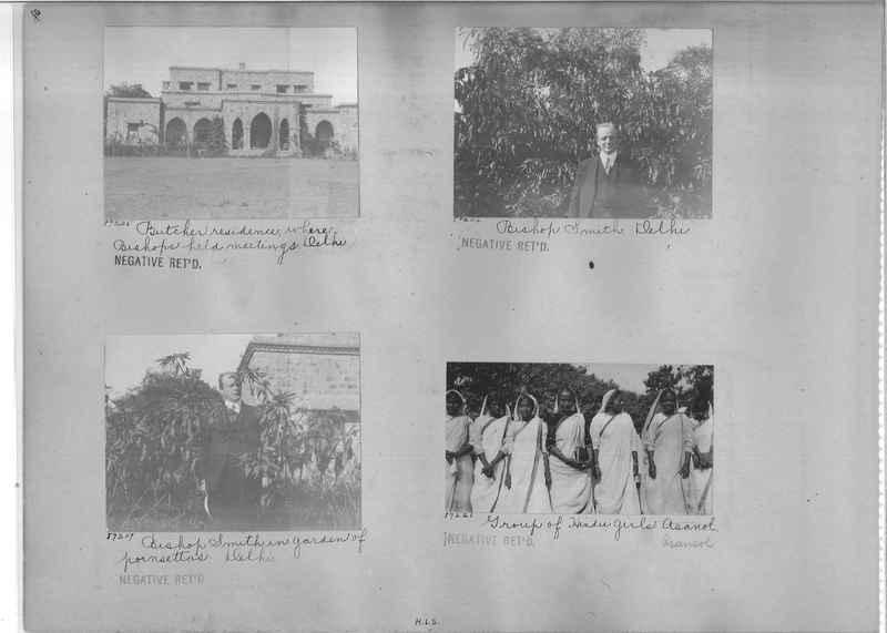 Mission Photograph Album - India #10 Page 0010