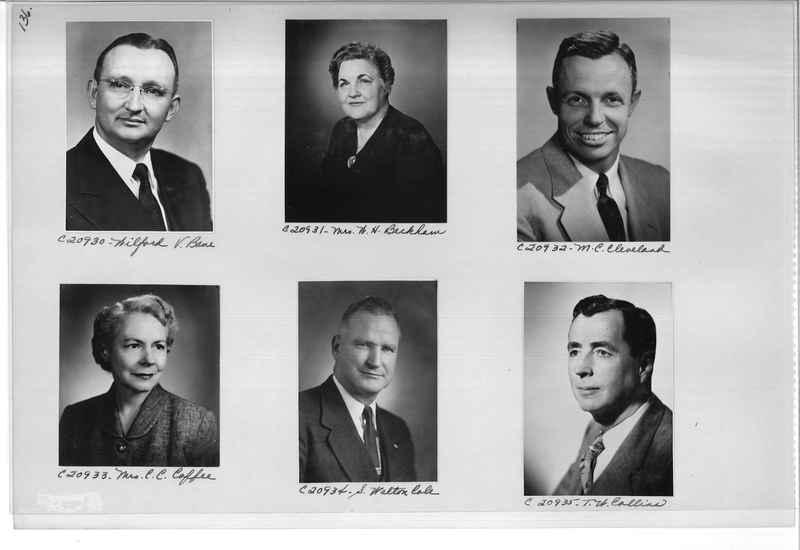 Mission Photograph Album - Portraits #09 Page 0136