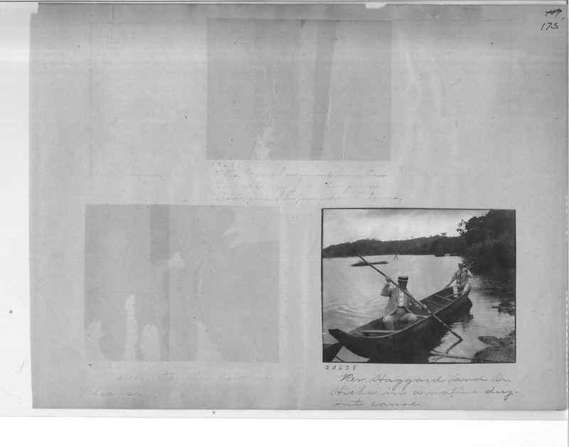 Mission Photograph Album - Panama #1 page  0175