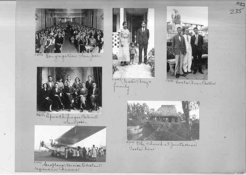 Mission Photograph Album - Panama #04 page 0235