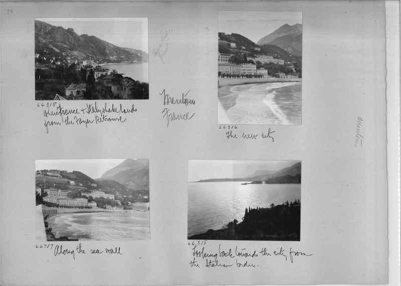 Mission Photograph Album - Europe #05 Page 0078