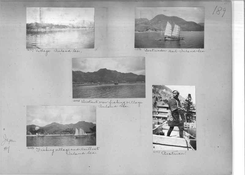 Mission Photograph Album -  Japan #01 Page 0189