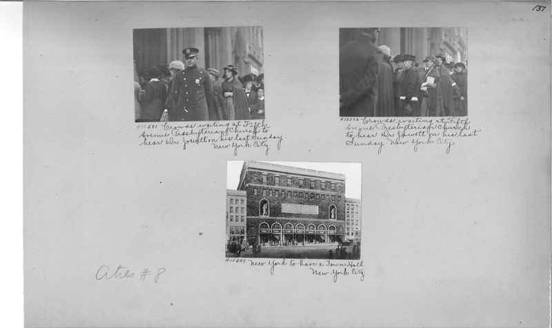 Mission Photograph Album - Cities #8 page 0137