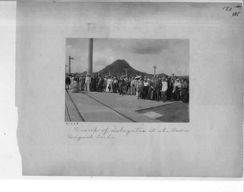 Mission Photograph Album - Panama #1 page  0183