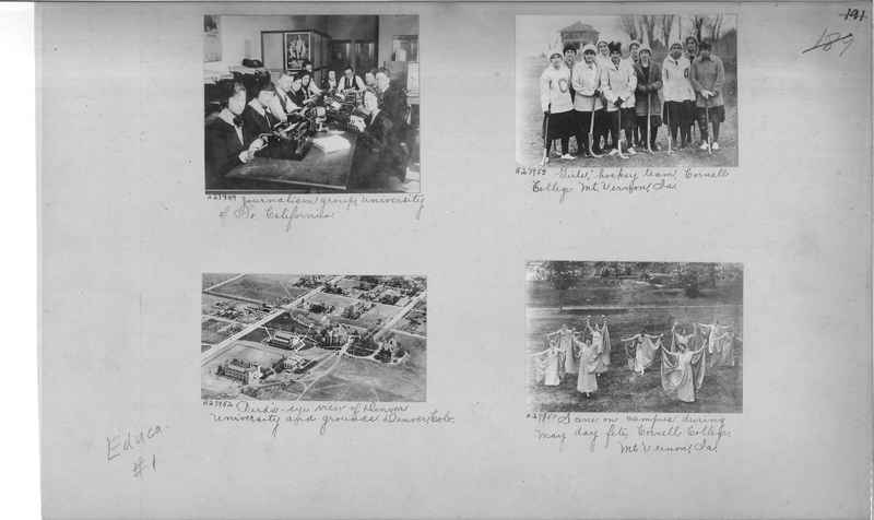 Mission Photograph Album - Education #1 page 0191