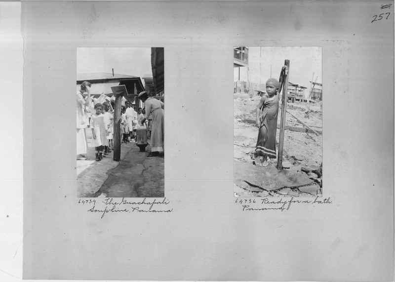 Mission Photograph Album - Panama #02 page 0257