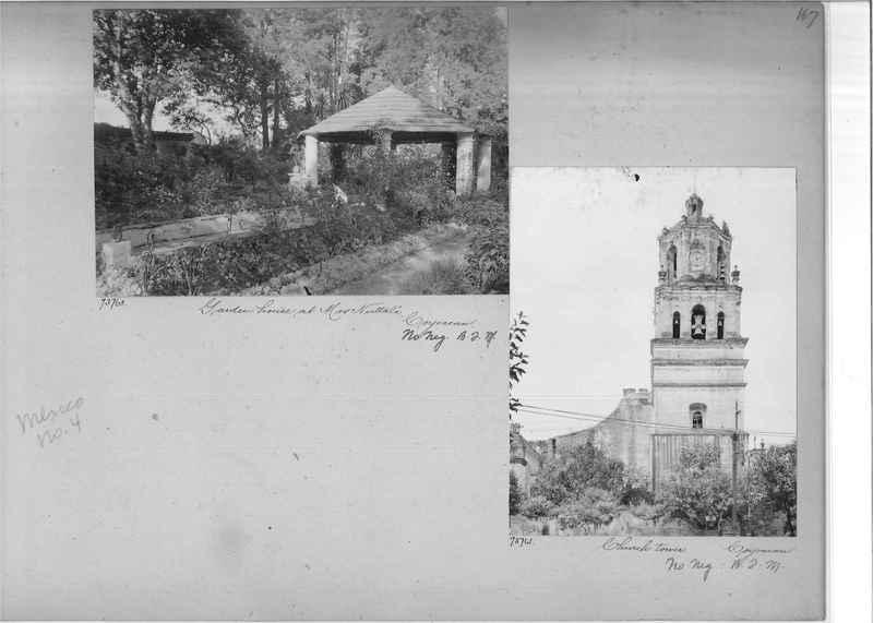 Mission Photograph Album - Mexico #04 page 0167