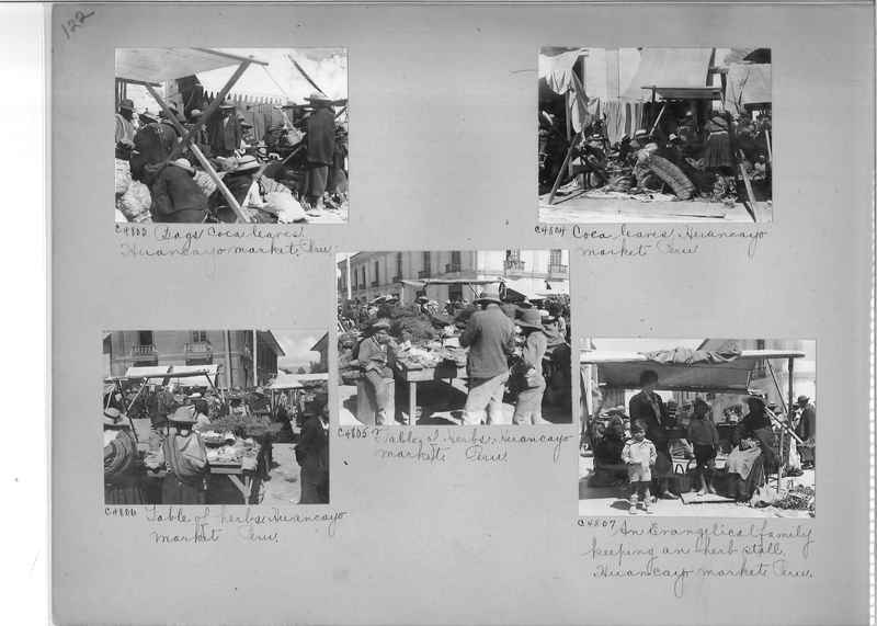 Misson Photograph Album - South America #8 page 0122