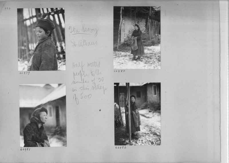 Mission Photograph Album - Europe #05 Page 0122