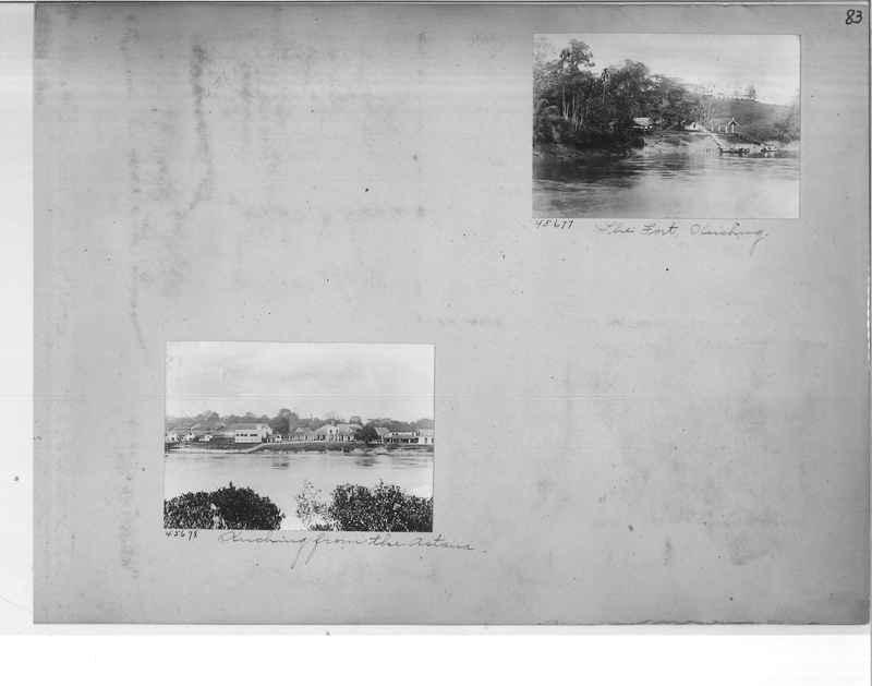 Mission Photograph Album - Malaysia #4 page 0083