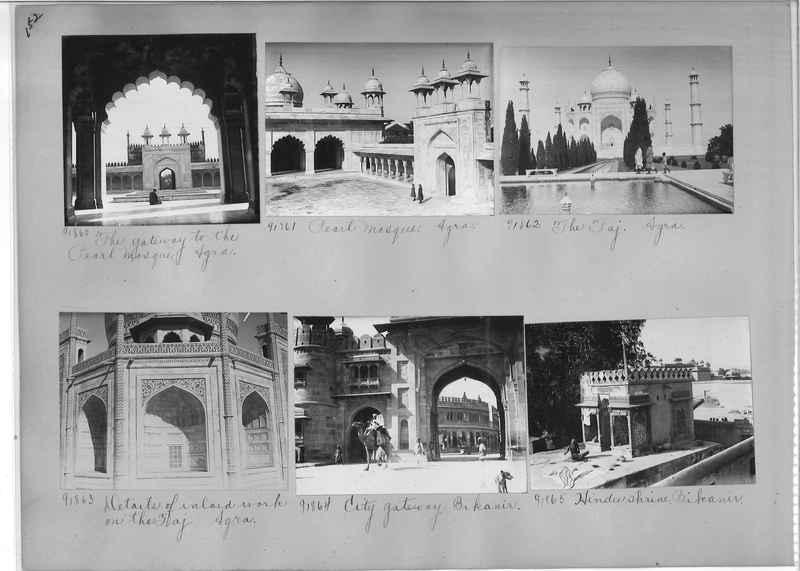 Mission Photograph Album - India #10 Page 0152