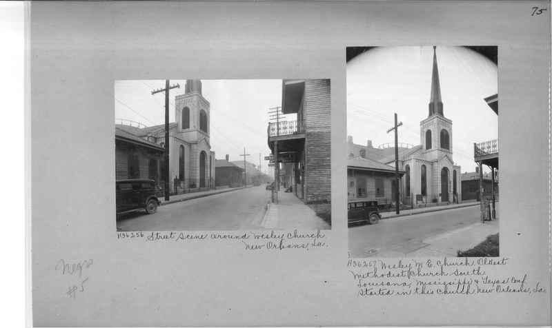 Mission Photograph Album - Negro #5 page 0075