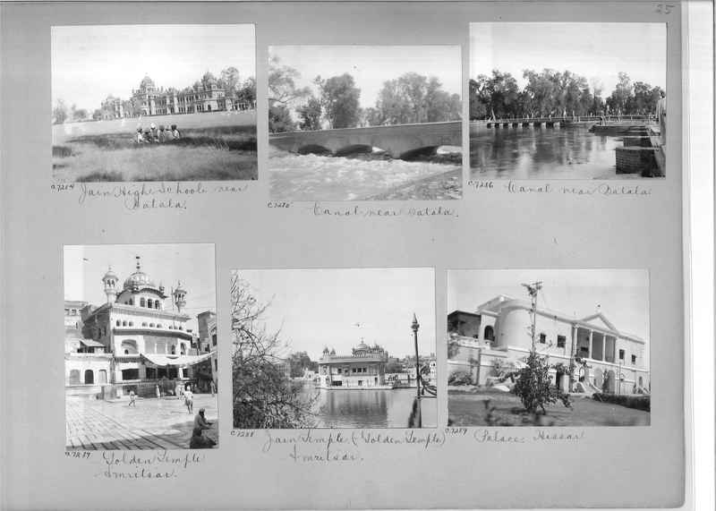Mission Photograph Album - India #13 Page 0025